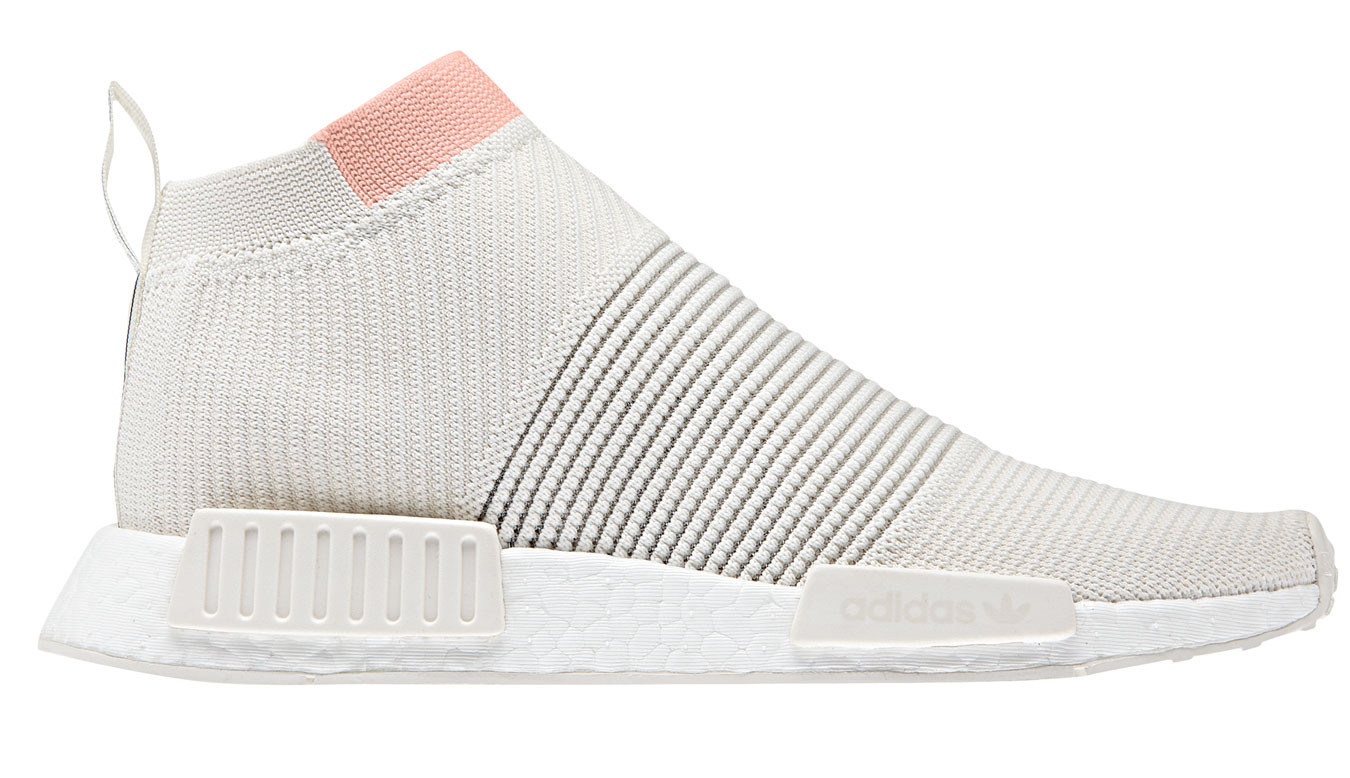 off biały x adidas originals nmd city sock